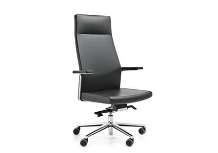 Krzesła gabinetowe z podłokietnikiem