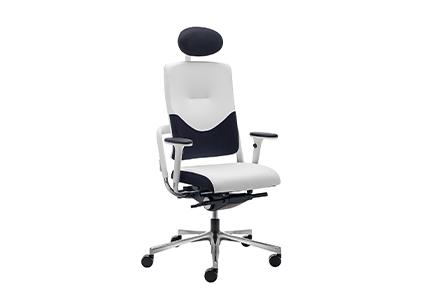 Krzesła gabinetowe z podłokietnikami