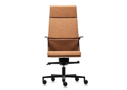 Komfortowe krzesło gabinetowe