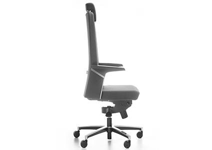 Krzesło gabinetowe z podłokietnikiem