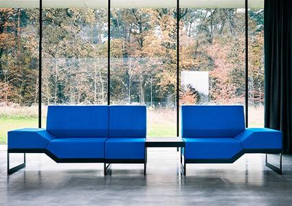 Modułowe systemy siedzisk
