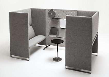 Szare siedziska akustyczne