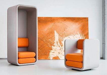 Funkcjonalne siedziska akustyczne
