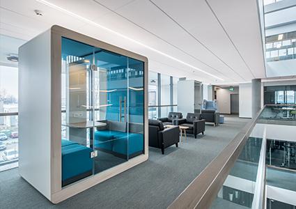 Sufity akustyczne biurowe