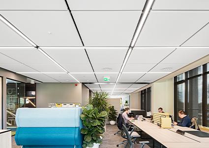 Sufity akustyczne w biurach