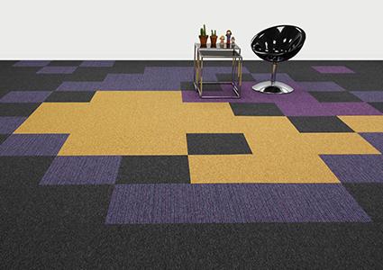 Płytki dywanowe w firmach