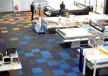 Płytki dywanowe dla firm