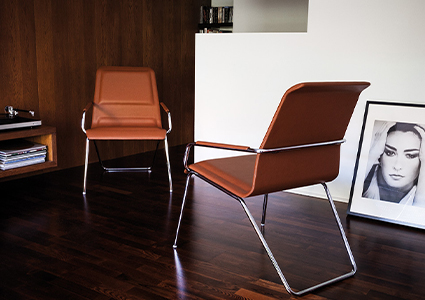 Fotele wypoczynkowe do przestrzeni biurowych