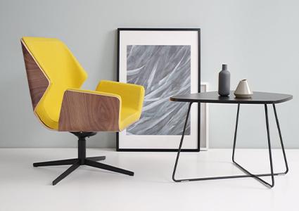 Fotele wypoczynkowe do biur