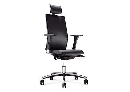 Krzesło gabinetowe z podłokietnikami