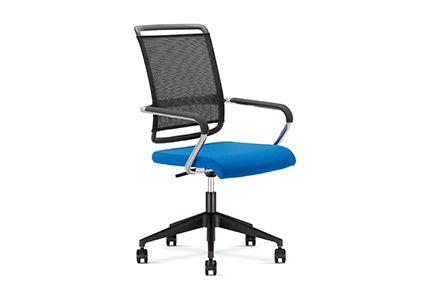 Krzesła konferencyjne na kółkach