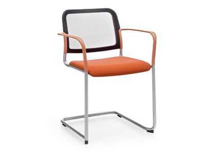 Designerskie krzesła konferencyjne