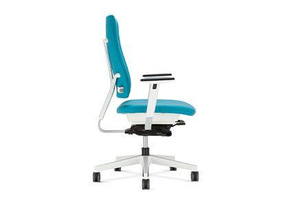 Regulowane krzesło pracownicze