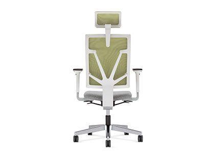 Krzesło pracownicze na kółkach