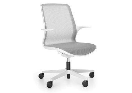 Krzesło pracownicze obrotowe