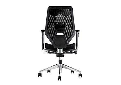 Krzesło pracownicze czarne