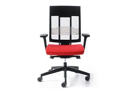 Funkcjonalne krzesło pracownicze