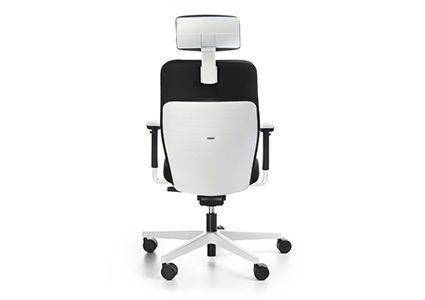 Eleganckie krzesło pracownicze