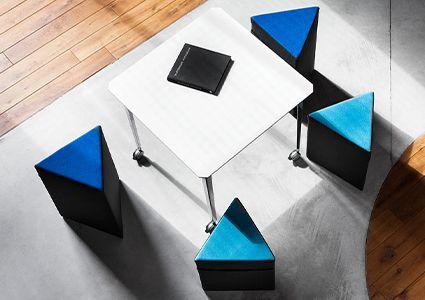 Siedziska modułowe do biur