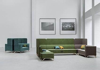 Sofa i siedziska