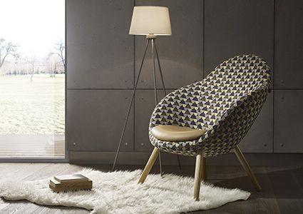 Fotele wypoczynkowe do przestrzeni biurowej