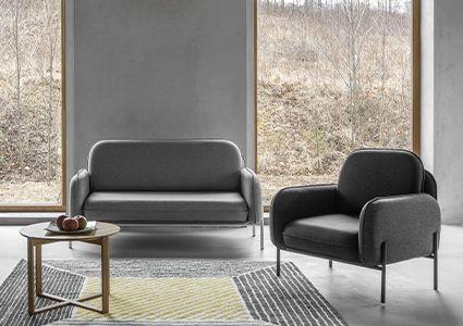 Fotele i sofy do biura