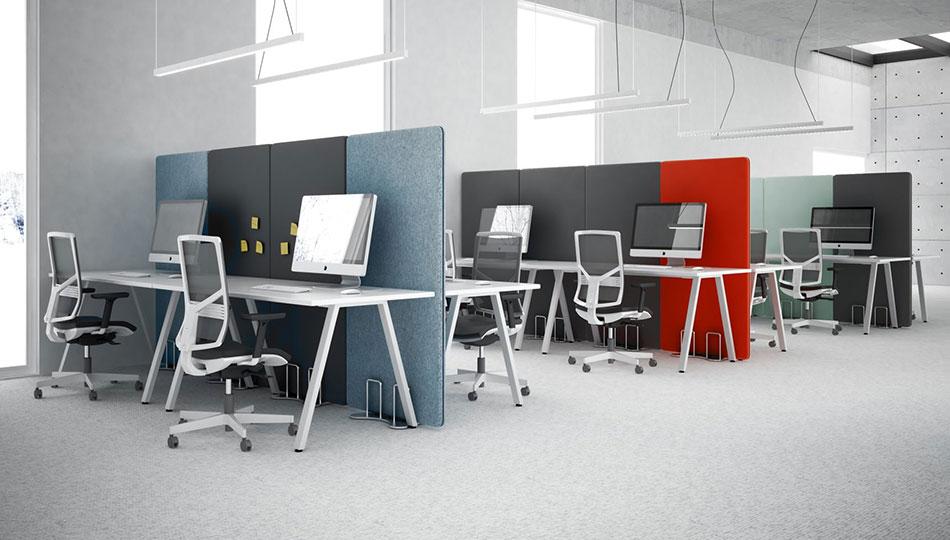 Systemy akustyczne do biura