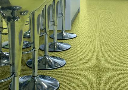 Wykładziny dywanowe z rolki dla przedsiębiorstw