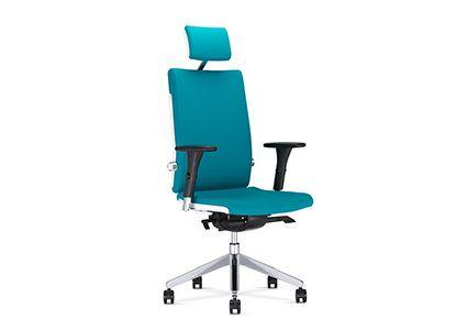 Obrotowe krzesło dla pracownika