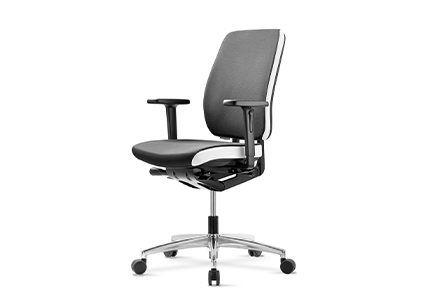 Krzesło z regulacją dla pracownika