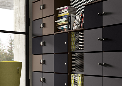 Eleganckie szafy do organizacji dokumentów