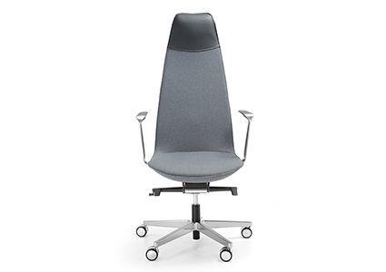 Eleganckie krzesło gabinetowe