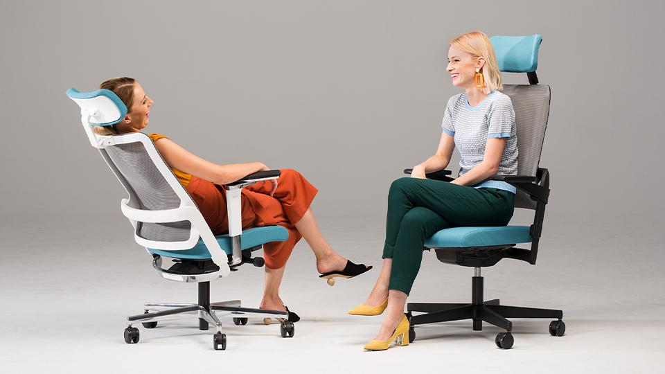Krzesła biurowe na kółkach