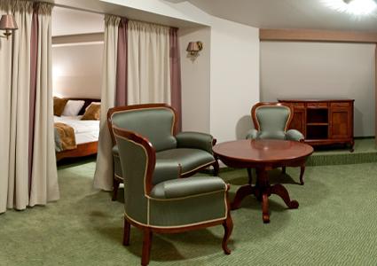 Wygodne meble hotelowe