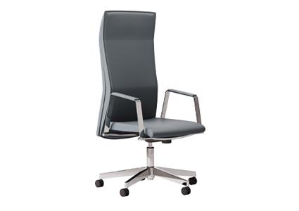 Nowoczesne krzesło gabinetowe