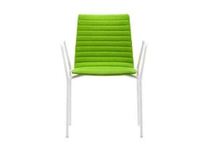 Komfortowe krzesło konferencyjne