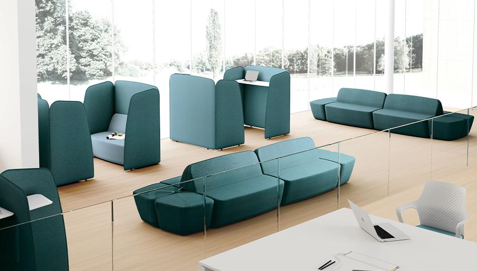 sofy do biura