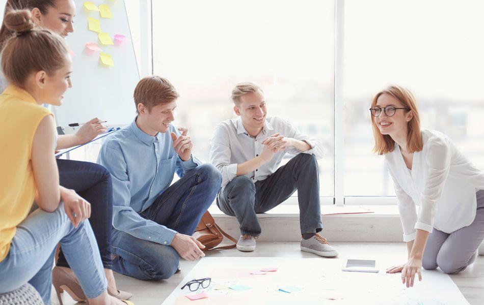 projekt biura- zarządzanie zmianą